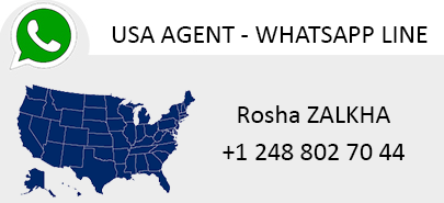 USA AGENT WHATSAPP LINE